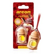 "AREON FRESCO APPLE & CINNAMON ""MACA E CANELA"""