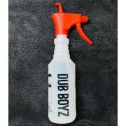 DUB SPRAYER - Borrifador plastico com resistencia quimica, modelo Easy fill .