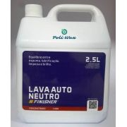 FINISHER® LAVA AUTO NEUTRO 2,5 LITROS