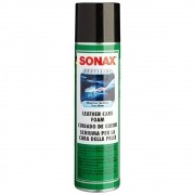 LEATHER CARE FOAM SONAX 400ML SPRAY