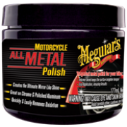 Motorcycle All Metal Polish Meguiars