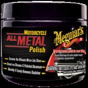Motorcycle All Metal Polish Meguiars