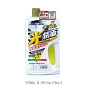 NEW SCRTACH CLEAR SHAMPOO MIRROR FINISH WHITE - 700 ML