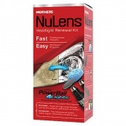 NULENS HEADLIGHT RENEW AL KIT - KIT RESTAURADOR DE LANTERNAS (ACRILICO)