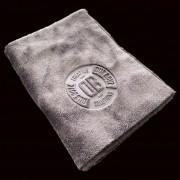 Toalha de microfibra - Db Towel - 400 GSM 40X60 (Cinza)