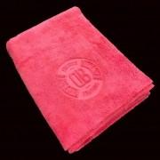 Toalha de microfibra - Db Towel - 400 GSM 40X60(Rosa)