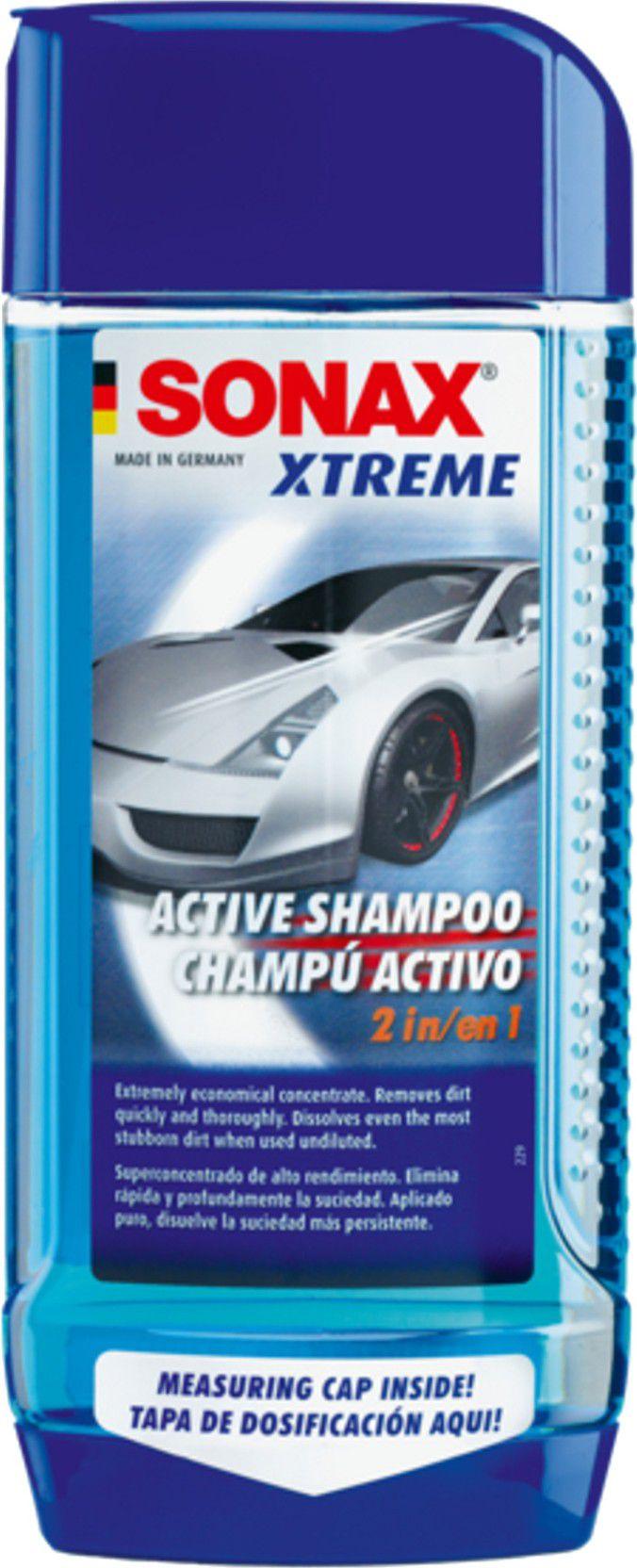 ACTIVE SHAMPOO SONAX 500ML