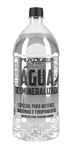ÁGUA DESMINERALIZADA 1000ML