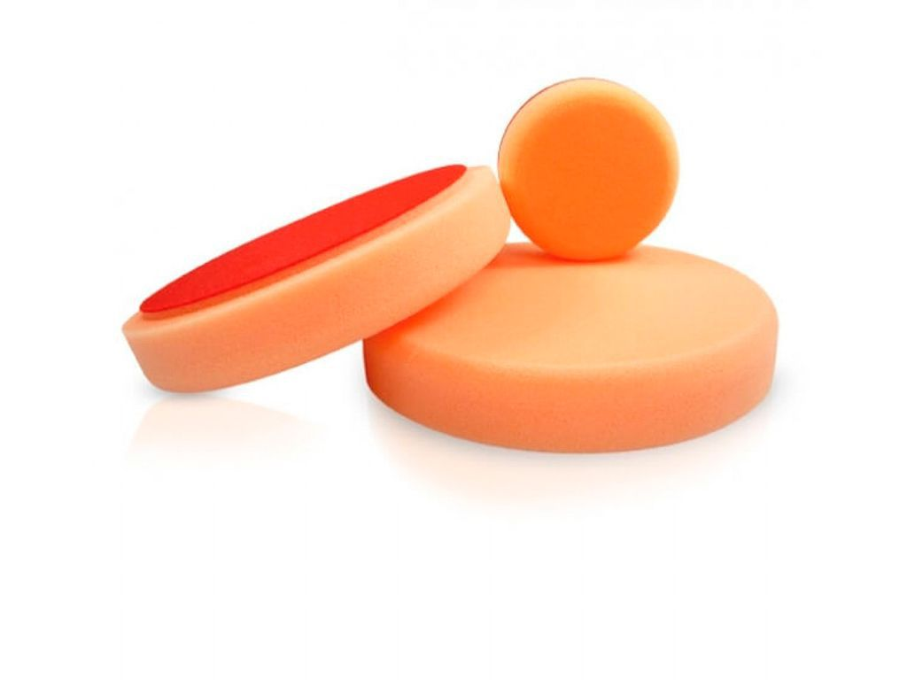 ALCLEAR ANTI-HOLOGRAM POLISHING PAD, ORANGE, 160X30MM