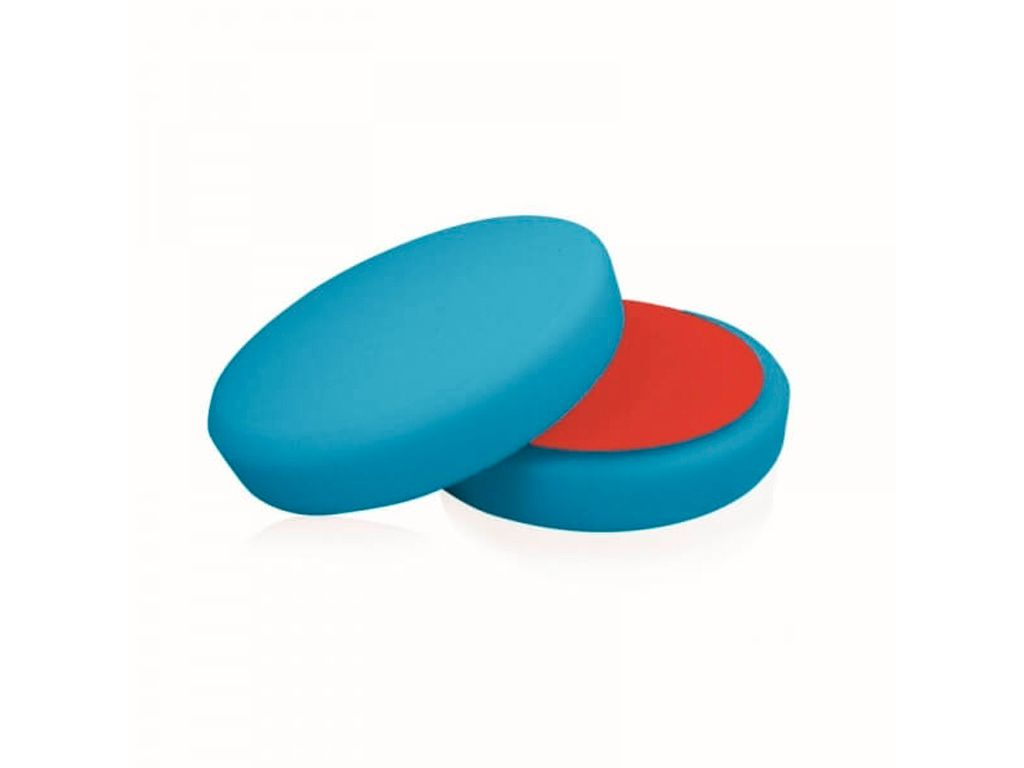 ALCLEAR POLISHING PAD, SOFT, BLUE 160X30MM
