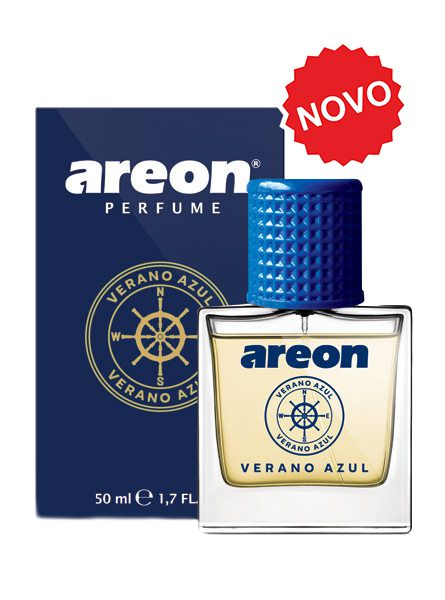 AREON CAR PERFUME 50ML VERANO AZUL