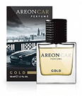 "AREON CAR PERFUME 50ML GOLD ""OURO""  3800034963251"