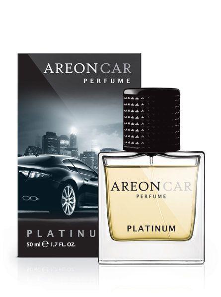 "AREON CAR PERFUME 50ML PLATINUM ""PLATINA"""