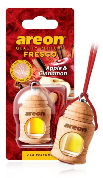 "ARO AREON FRESCO APPLE & CINNAMON ""MACA E CANELA"""