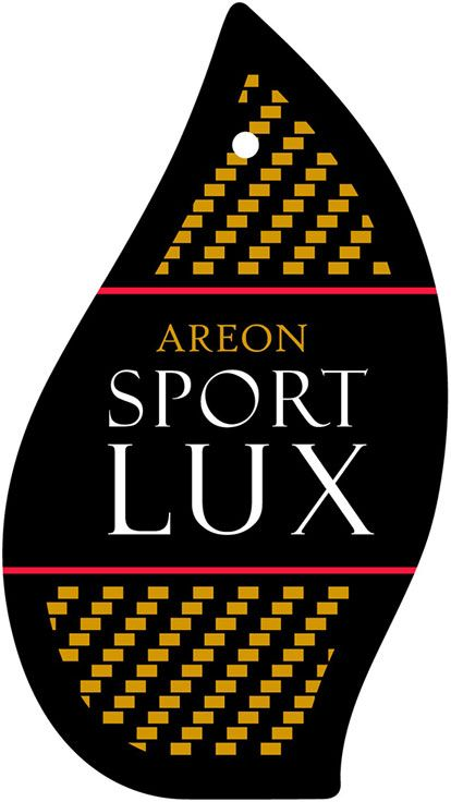 "AREON SPORT LUX GOLD ""OURO"""