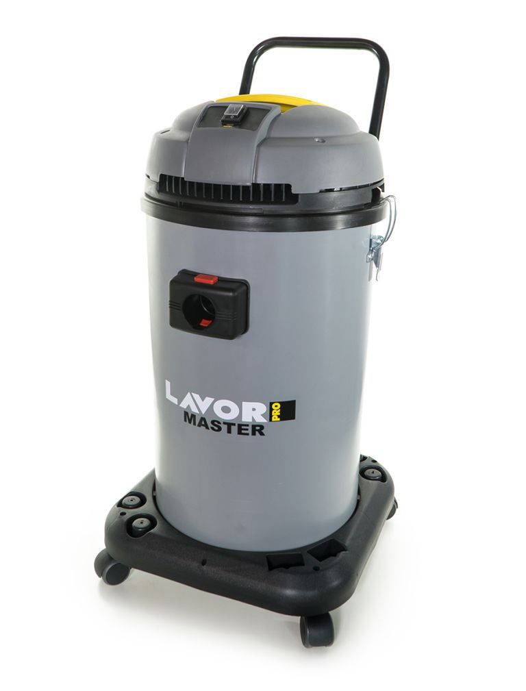 ASPIRADOR MASTER 1.65 PLASTICO 220V (2017)