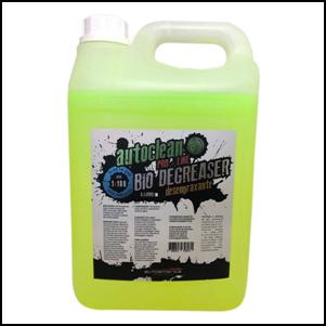 AUTO CLEAN BIODREGREASER DESENGRAXANTE BIODEGRADÁVEL - 1:40 5L