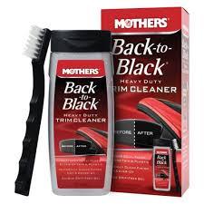 BACK TO BLACK HEAVY DUTY TRIM CLEANER - LIMP DE FRISOS E PARACHOQUES