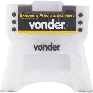BANQUETA PLASTICA DOBRAVEL 220MM VONDER