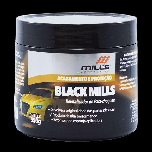 Black Mills Revitalizador de Parachoques 350g