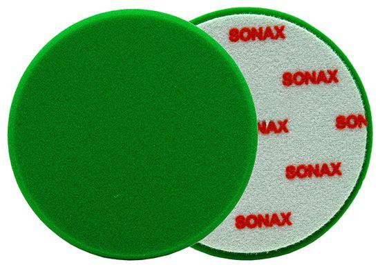 BOINA DE ESPUMA VERDE 160 MM SONAX