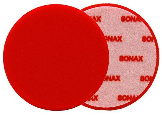 BOINA DE ESPUMA VERMELHA 160 MM SONAX