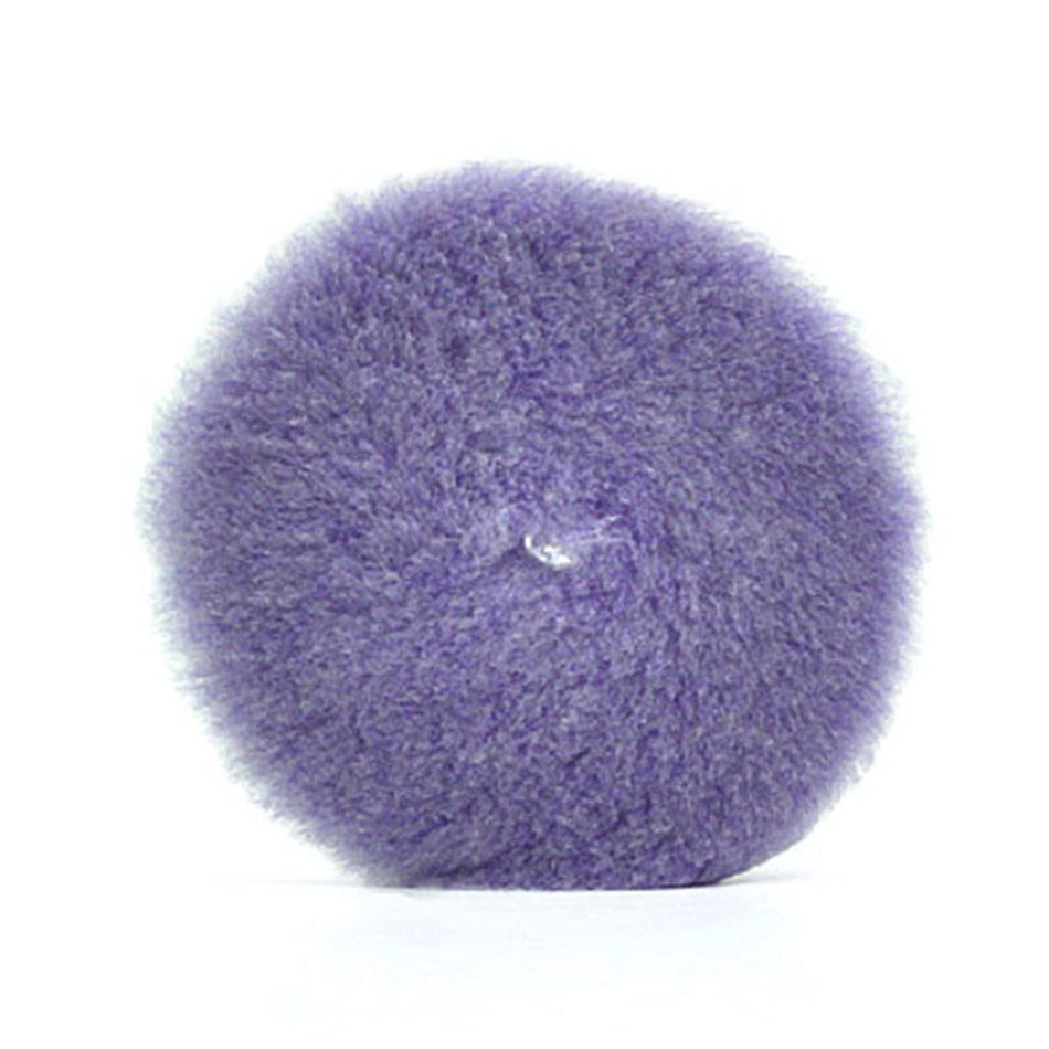 "BOINA PURPLE FOAM WOOL THIN 3""1,4"" 58-12325-1"