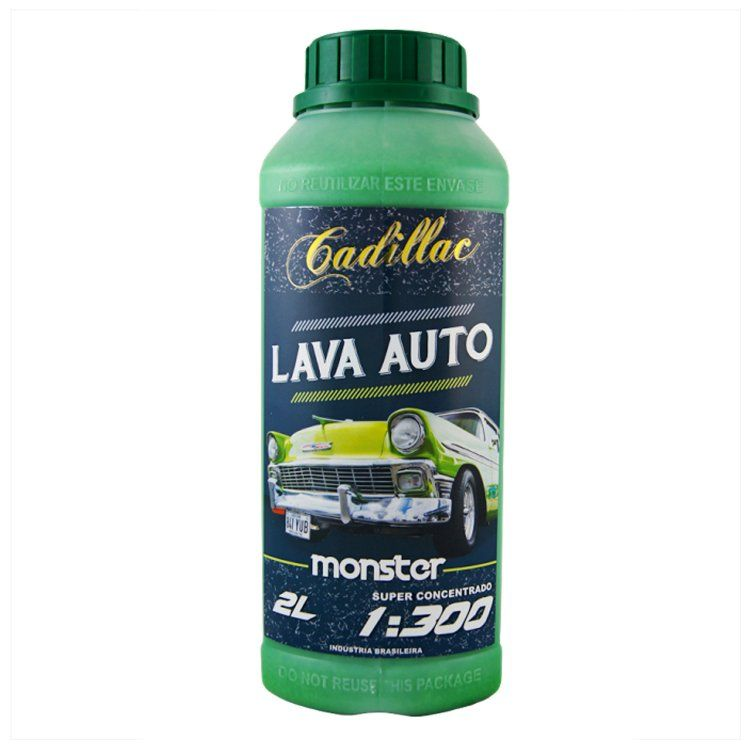 CADILLAC LAVA AUTO MONSTER 1:300 - 2LTS