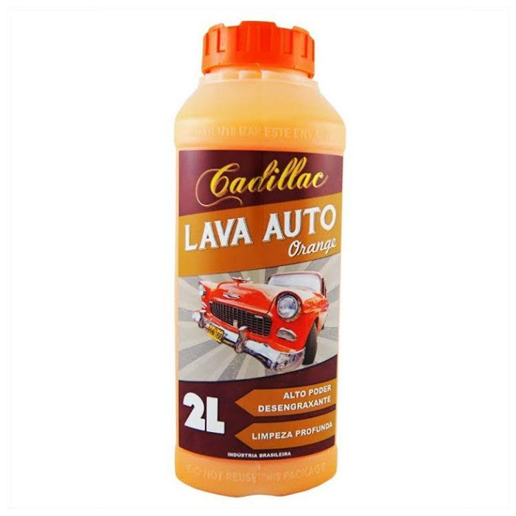 CADILLAC LAVA AUTO ORANGE 1:100 - 2 LTS