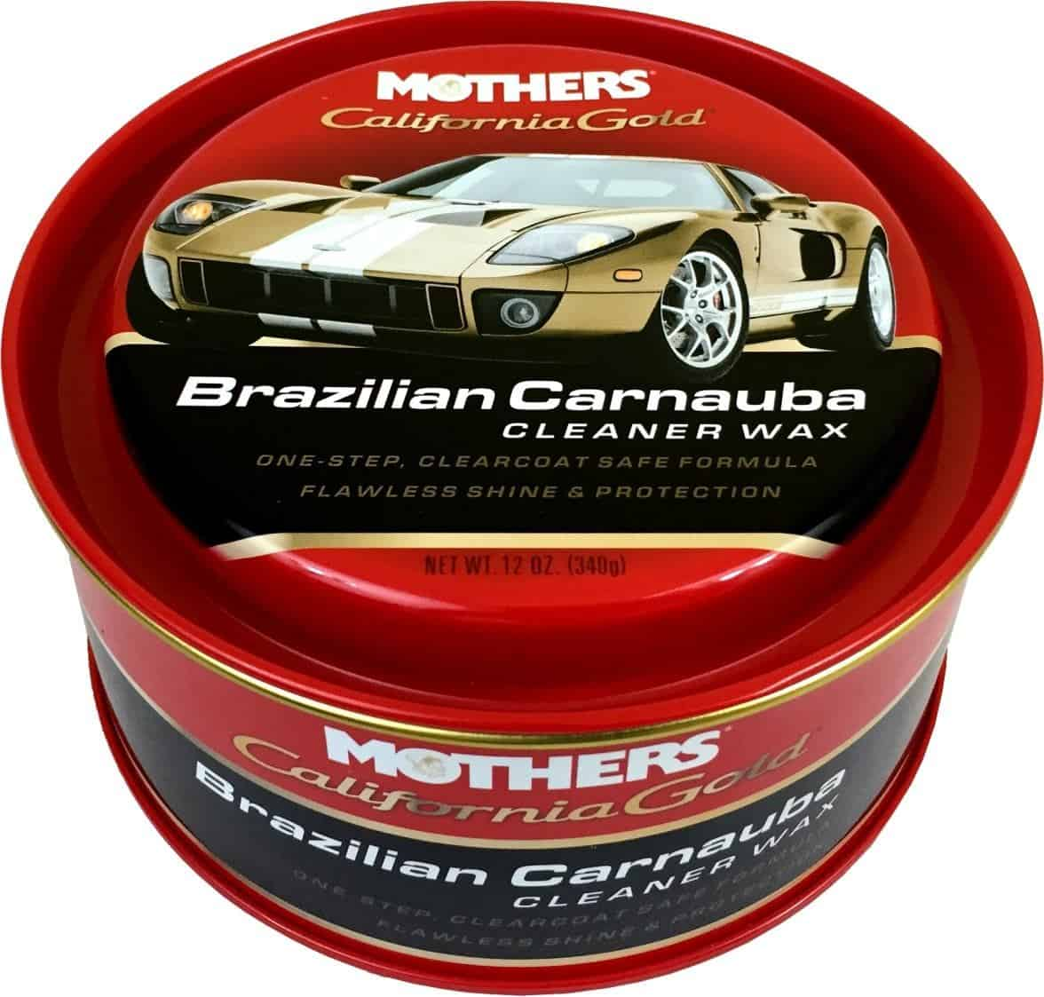 CAL GOLD CARN CLEANER WAX PASTA