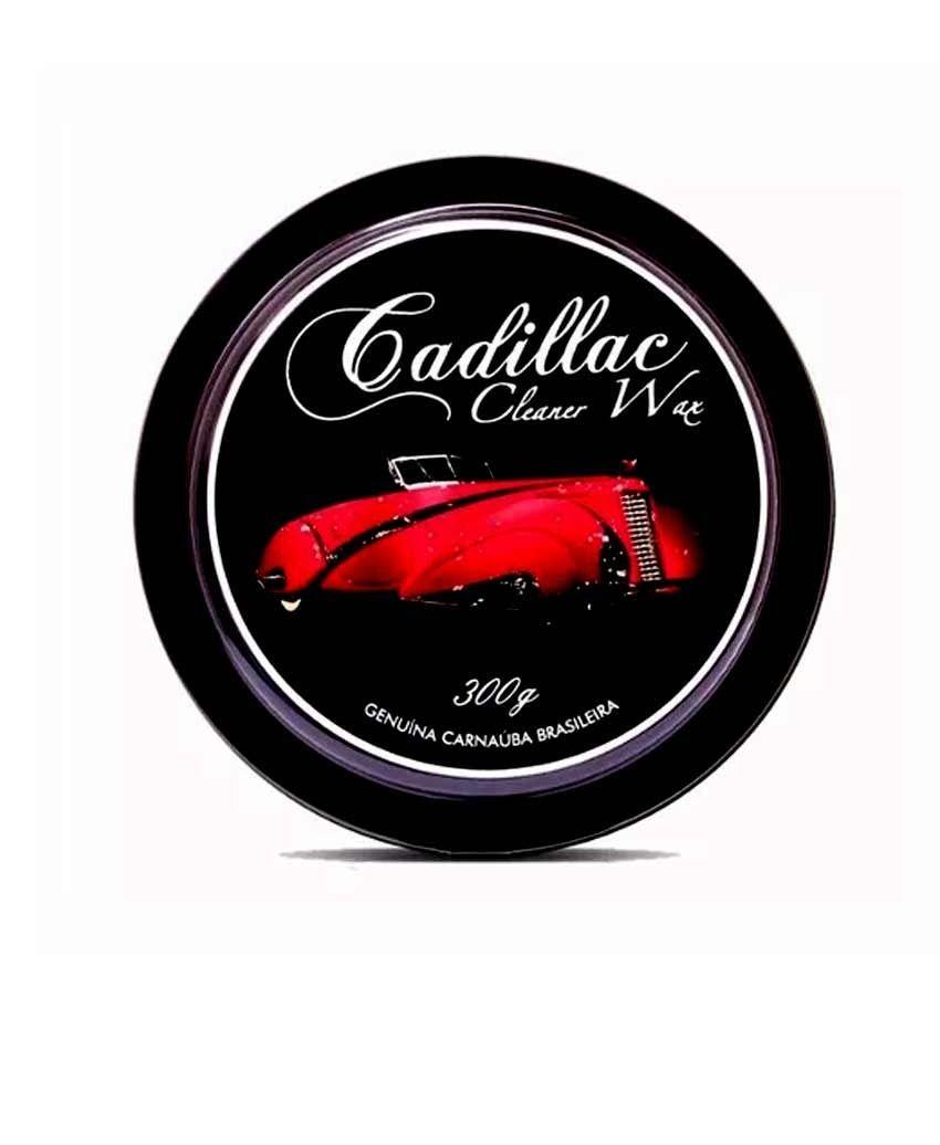 Cera Cadillac Cleaner Wax 300Gr