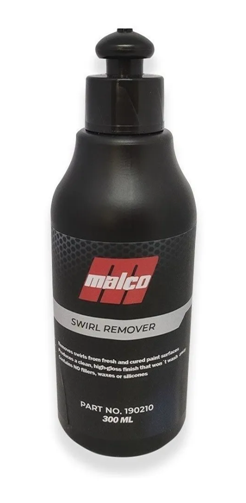 COMPOSTO POLIDOR MALCO SWIRL REMOVER 300 ML