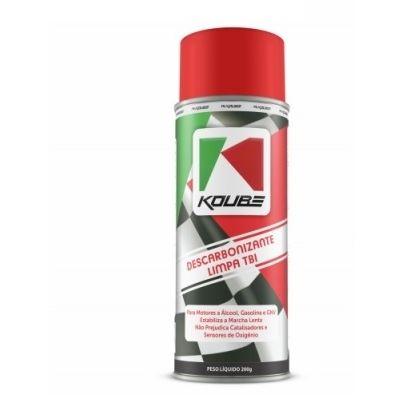 Descarbonizante Limpa TBI 300ml Koube