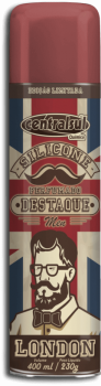 DESTAQUE SILICONE SPRAY LONDON 400ML