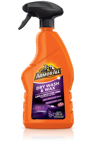 DRY WASH & WAX LAVA A SECO ARMORALL