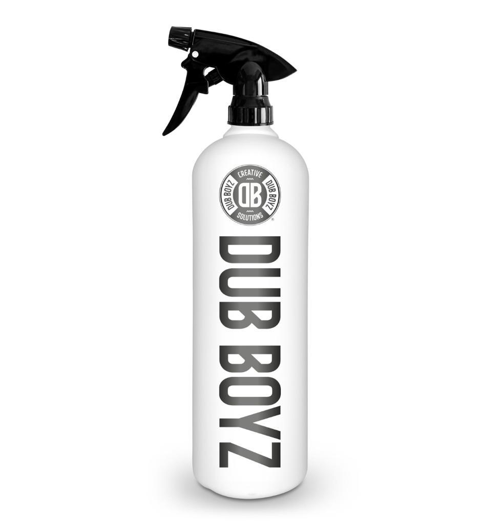 DUB SPRAYER- Borrifador plastico com resistencia quimica, modelo AllBK