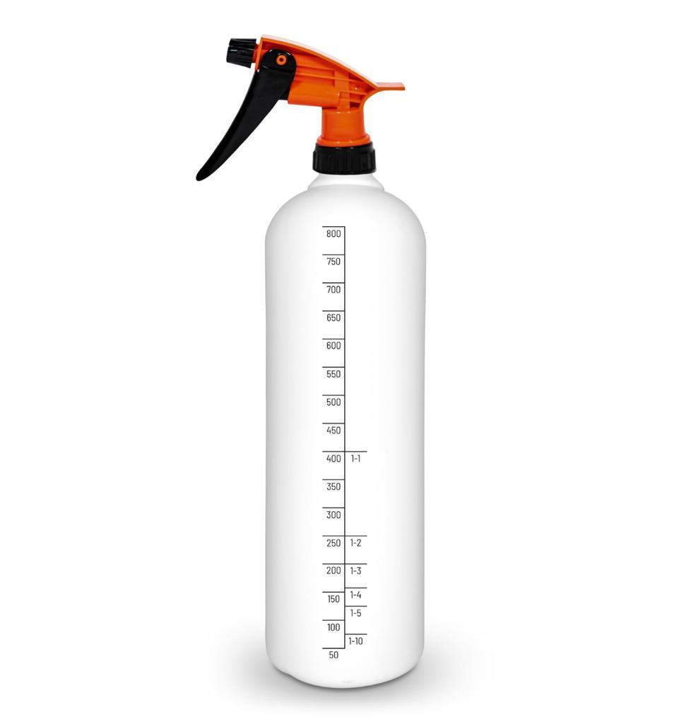 DUB SPRAYER - Borrifador plastico com resistencia quimica, modelo Viton