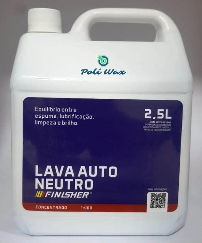FINISHER® LAVA AUTO NEUTRO 2,5 LITROS
