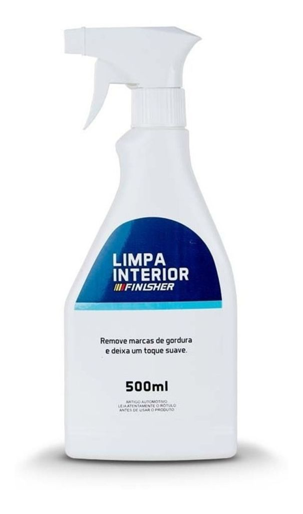 FINISHER® LIMPA INTERIORES 500 ML
