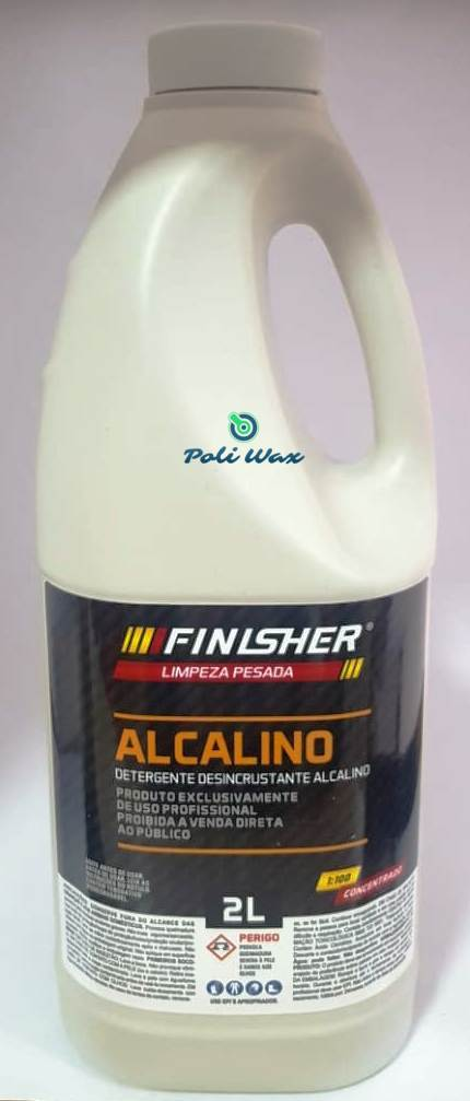 FINISHER® LP - ALCALINO 2 LITROS