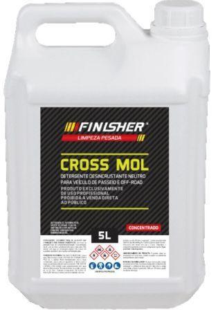 FINISHER LP - CROSS MOL