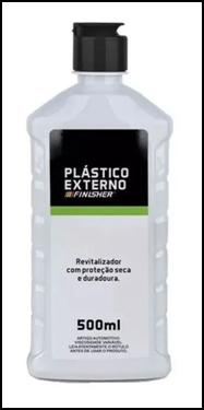 FINISHER PLÁSTICOS EXTERNOS 500ML