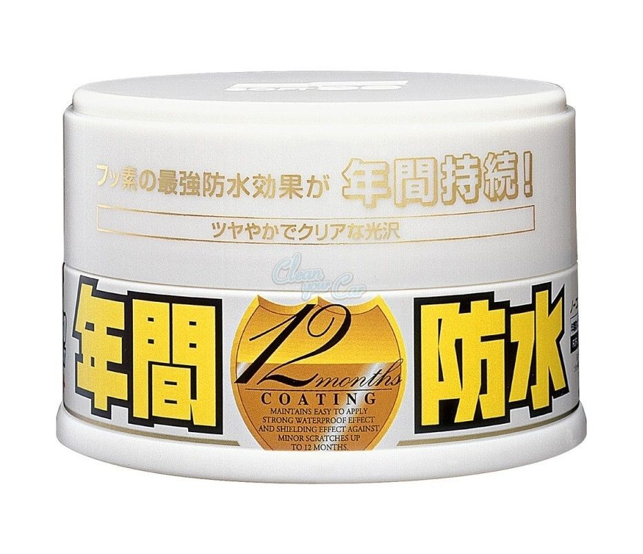 FUSSO COAT 12 MONTHS WAX LIGHT COLOR - 200G