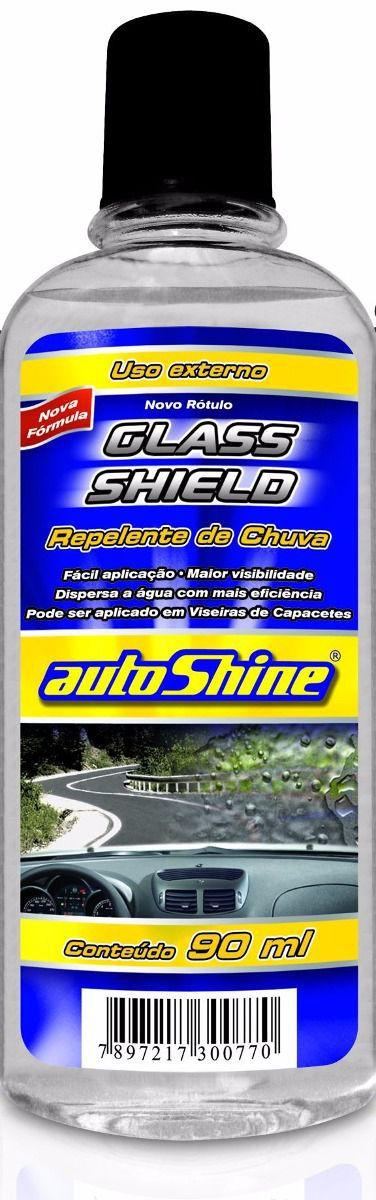 GLASS SHIELD AUTOSHINE 90 ML