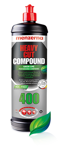 HEAVY CUT COUMPOUND 400 GREEN LINE- FG400 1L