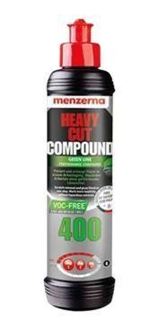 HEAVY CUT COUMPOUND 400 GREEN LINE - FG400 250ML