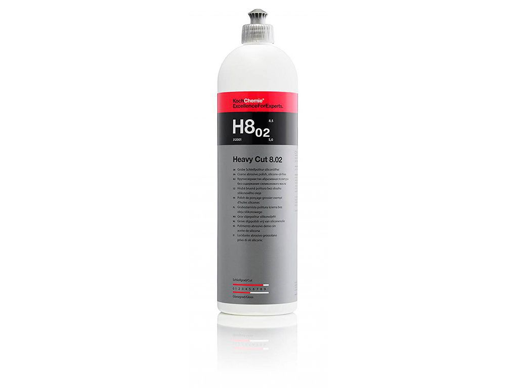 HEAVY CUT H8.02 250 ml