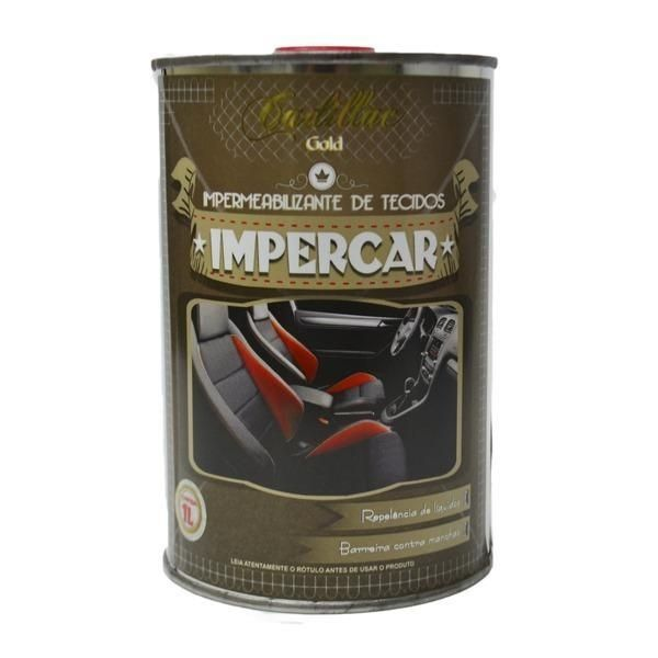 IMPERCAR - IMPERMEABILIZANTE P/ TECIDOS - 1LT