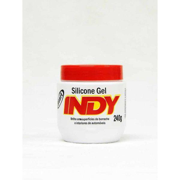 INDY SILICONE GEL 240G