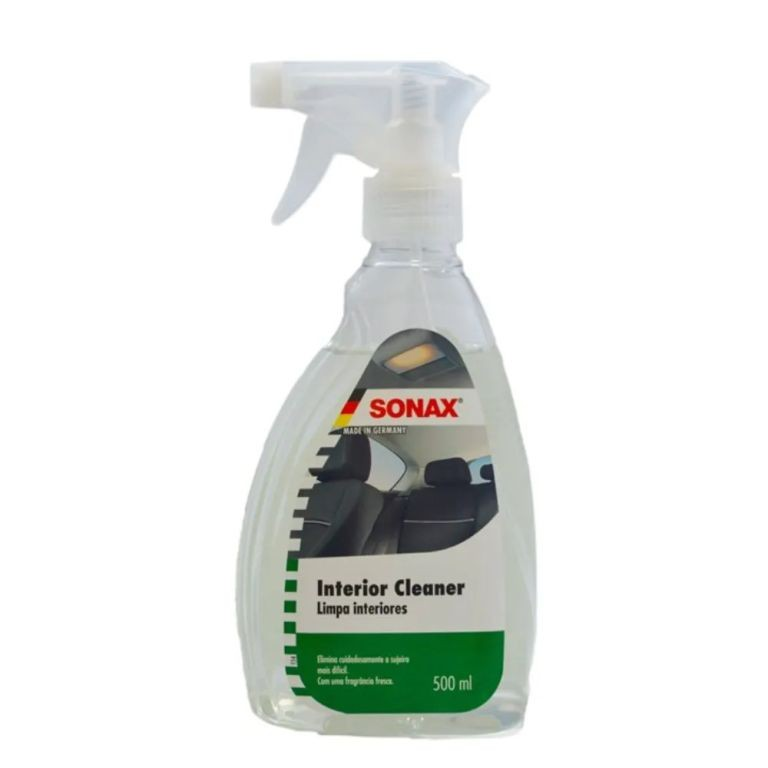 Interior Cleaner SONAX 500ml c/Pulv